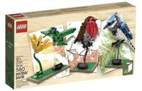 LEGO BIRDS, el set que acercará la naturaleza a los más pequeños