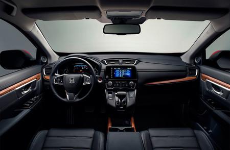 Honda CR-V 2018, así es la quinta generación del SUV
