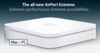 Segunda generación del Airport Extreme con soporte de 802.11n