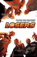 'The Losers', cartel y nuevas imágenes del rodaje