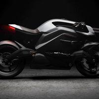 ARC Vector: la primera moto eléctrica con sistema sensorial alcanza hasta 241km/h y cuesta 103.000 euros