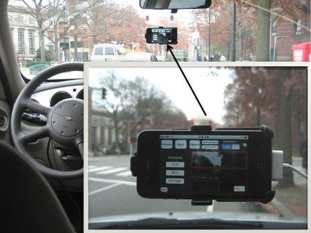 Los smartphones pueden ayudar a mejorar la eficiencia de los coches hasta un 20%