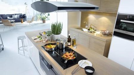 Miele presenta cocinas innovadoras y minimalistas en sus nuevas propuestas