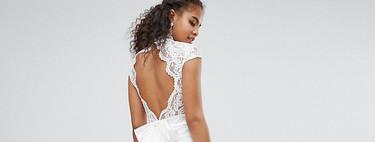 Ser una novia low-cost (y estilosa) no es una utopía y estos vestidos de novia baratos por menos de 230 euros lo demuestran