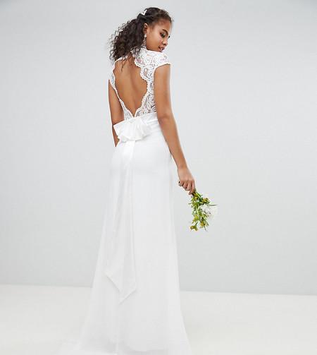 vestidos de novia baratos, pero preciosos: ¡qué viva el low cost!