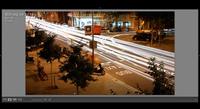 Principios básicos de los efectos de la velocidad de obturación