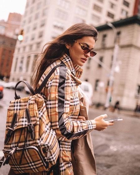 23 mochilas de todos los estilos súper cómodas con las que marcarnos lookazo este otoño