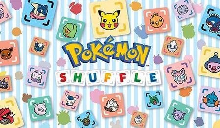 Pokémon Shuffle, el free-to-play de 3DS ya se encuentra disponible