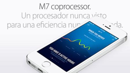 Nuevo iPhone 5s, más orientado al ejercicio físico y la cuantificación