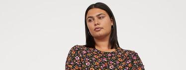 H&M tiene los vestidos de entretiempo más coquetos hasta la talla 50
