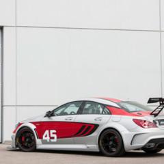 Foto 2 de 9 de la galería mercedes-benz-cla-45-amg-racing-series en Motorpasión