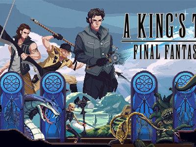 A King's Tale: Final Fantasy XV estará disponible de manera gratuita para PS4 y Xbox One