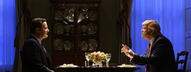 'La ley de Comey': Jeff Daniels y Brendan Gleeson brillan en una miniserie sobre Trump en Movistar+ a la que le falta profundidad