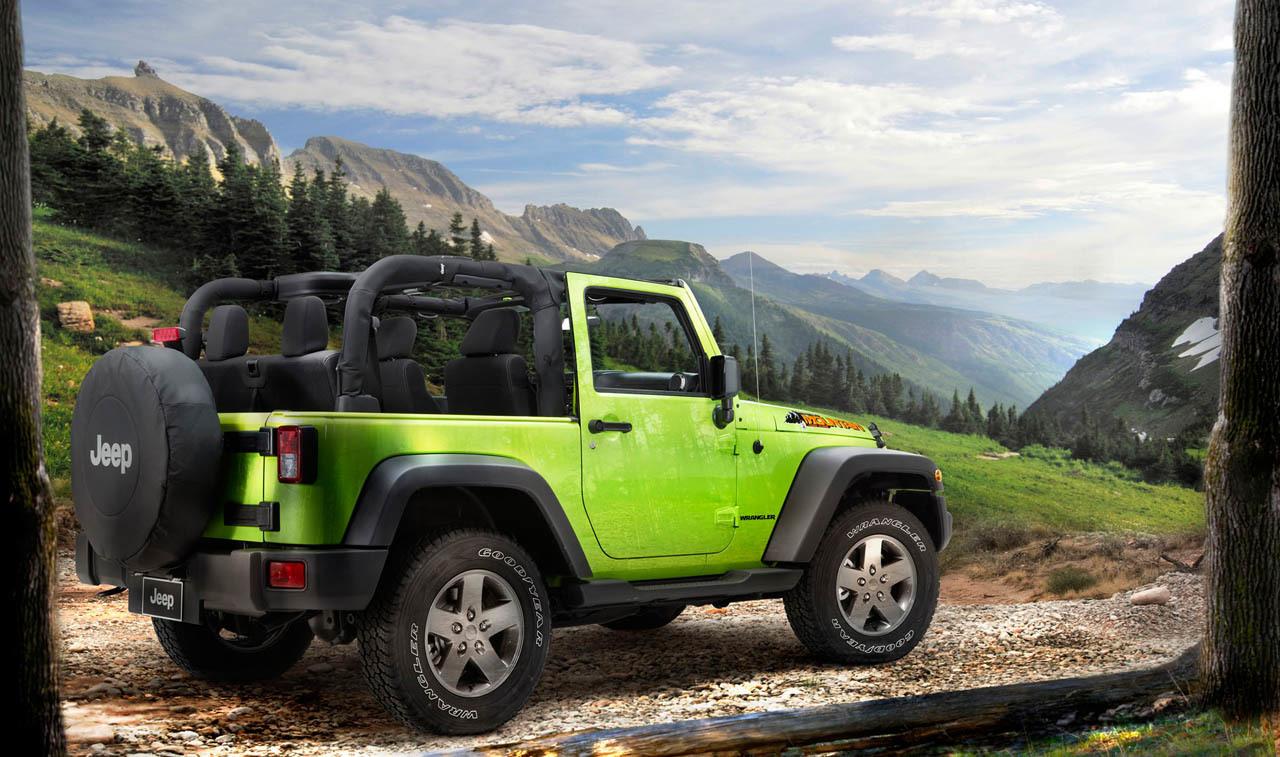 Foto de Jeep Wrangler Mountain (17/33)