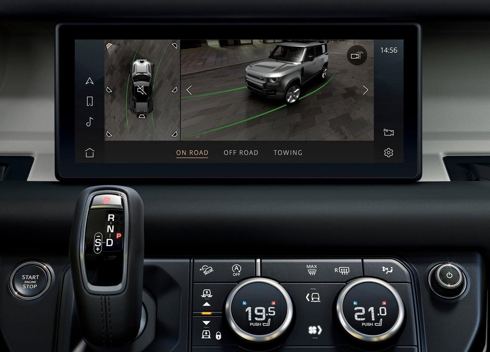 Foto de Land Rover Defender 2020 (13/13)