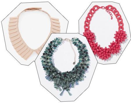 Maxi collares tendencias low cost 2014