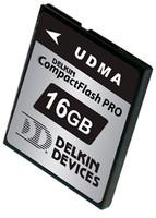 Delkin pone a la venta la Compact Flash más rápida del mercado