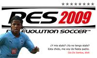 'PES 2009' se actualiza a finales de mes