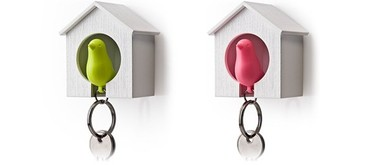 Sparow Keychain, un pájaro que guarda tus llaves