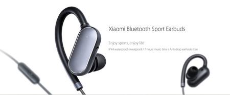 Auriculares Xiaomi Bluetooth Sport por 23,50 euros y envío gratis