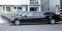 Binz convierte el Mercedes-Benz Clase E en una limusina de seis puertas