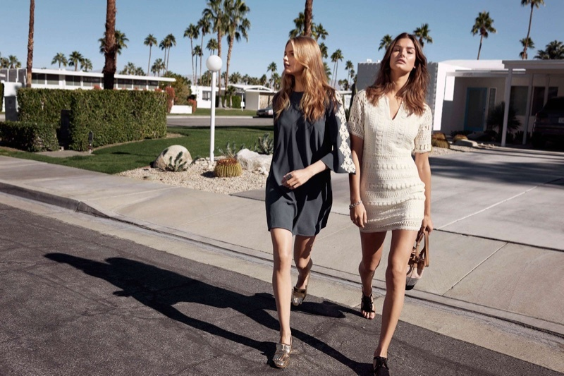 H&M catálogo marzo Primavera-Verano 2016