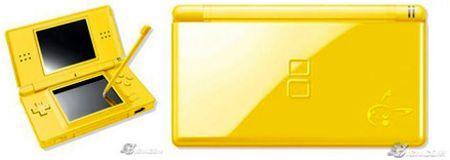 Nueva Nintendo DS Lite edición Pikachu