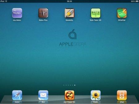 Las mejores aplicaciones para tomar notas en el iPad: A Fondo