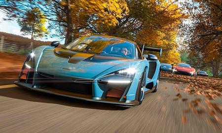 Este es el listado oficial, y definitivo, del 'Forza Horizon 4': más de 450 coches para disfrutar a placer