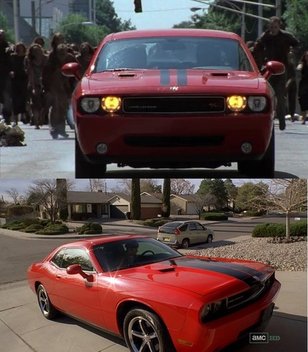 Glenn Rhee Car