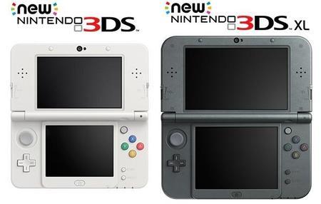 La New Nintendo 3DS vende 335.000 unidades en Europa y EEUU durante sus primeros días