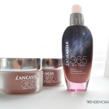 ¿Tu piel necesita mucho más que hidratación?: probamos la gama 365 Skin Repair de Lancaster