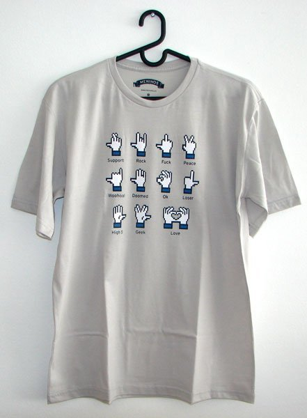 Camiseta The Social Hands