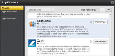 Hootsuite incorpora soporte para SlideShare e Instagram