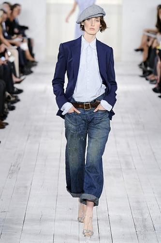 Ralph Lauren, Primavera-Verano 2010 en la Semana de la Moda de Nueva York