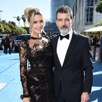 Premios Emmy 2018: Antonio Banderas se marca el 'total black' en pareja más esperado de la gala