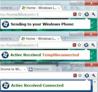 Chrome to WP7, envía enlaces por notificaciones push