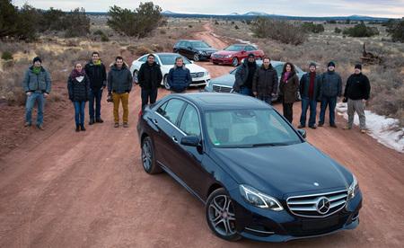 Mercedes-Benz Roadtrip 2013, foto de grupo