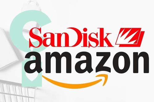 Estas son las ofertas de Amazon en almacenamiento SanDisk de la semana