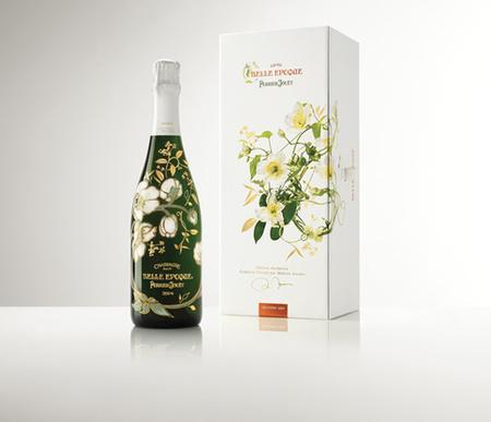 Caja de presentacion y botella