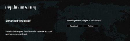 Rep.licants.org: ¿dejarías a un robot manejar tus redes sociales?
