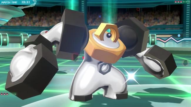 Así es Melmetal, la evolución de Meltan que aparecerá en Pokémon GO y Pokémon: Let's Go, Pikachu! y Let's Go, Eevee!