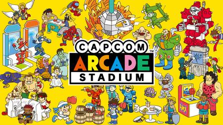 Switch Capcomarcadestadium Hero