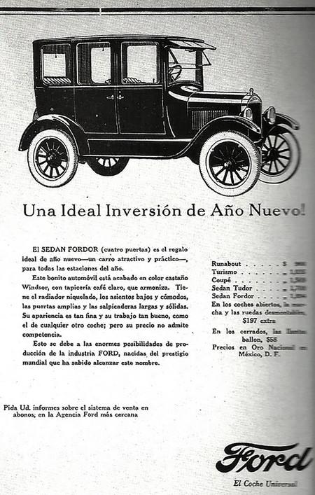 Primeros Autos En Mexico 7
