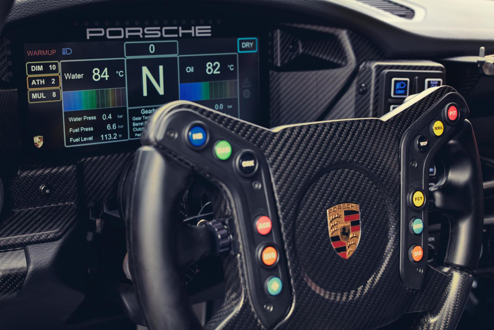 Foto de Porsche 911 GT3 Cup (7/22)