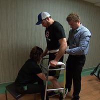 """""""Soy paralítico, pero acabo de andar más de 100 metros"""": la estimulación eléctrica empieza a dar frutos en lesiones medulares"""