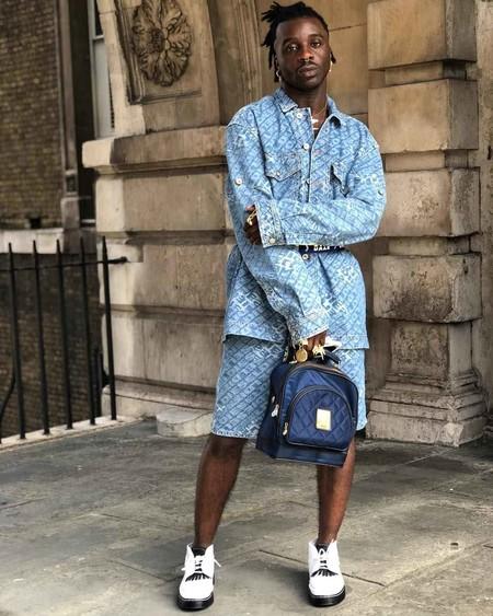 El Mejor Street Style De La Semana Llega De La Mano De La London Fashion Week Men S 05