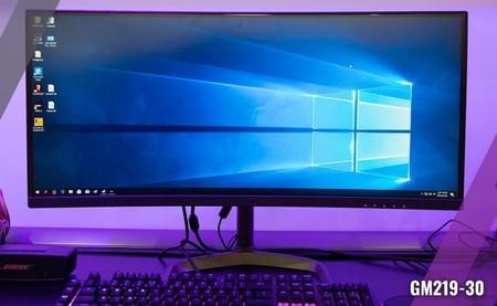 Cooler Master se aventura en el mercado de los monitores gaming con sus dos primeros modelos: el GM219-30 y el GM219-35
