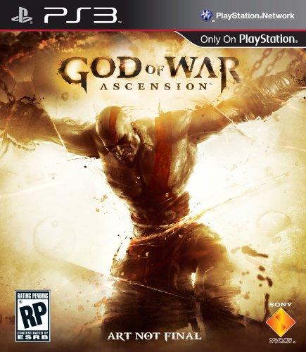 Carátula God of War Ascension