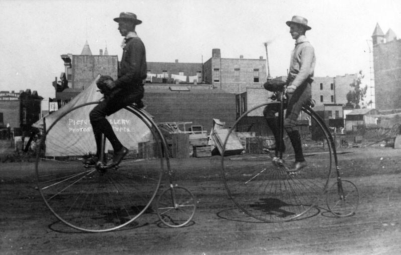 Pennyfarthing 1886
